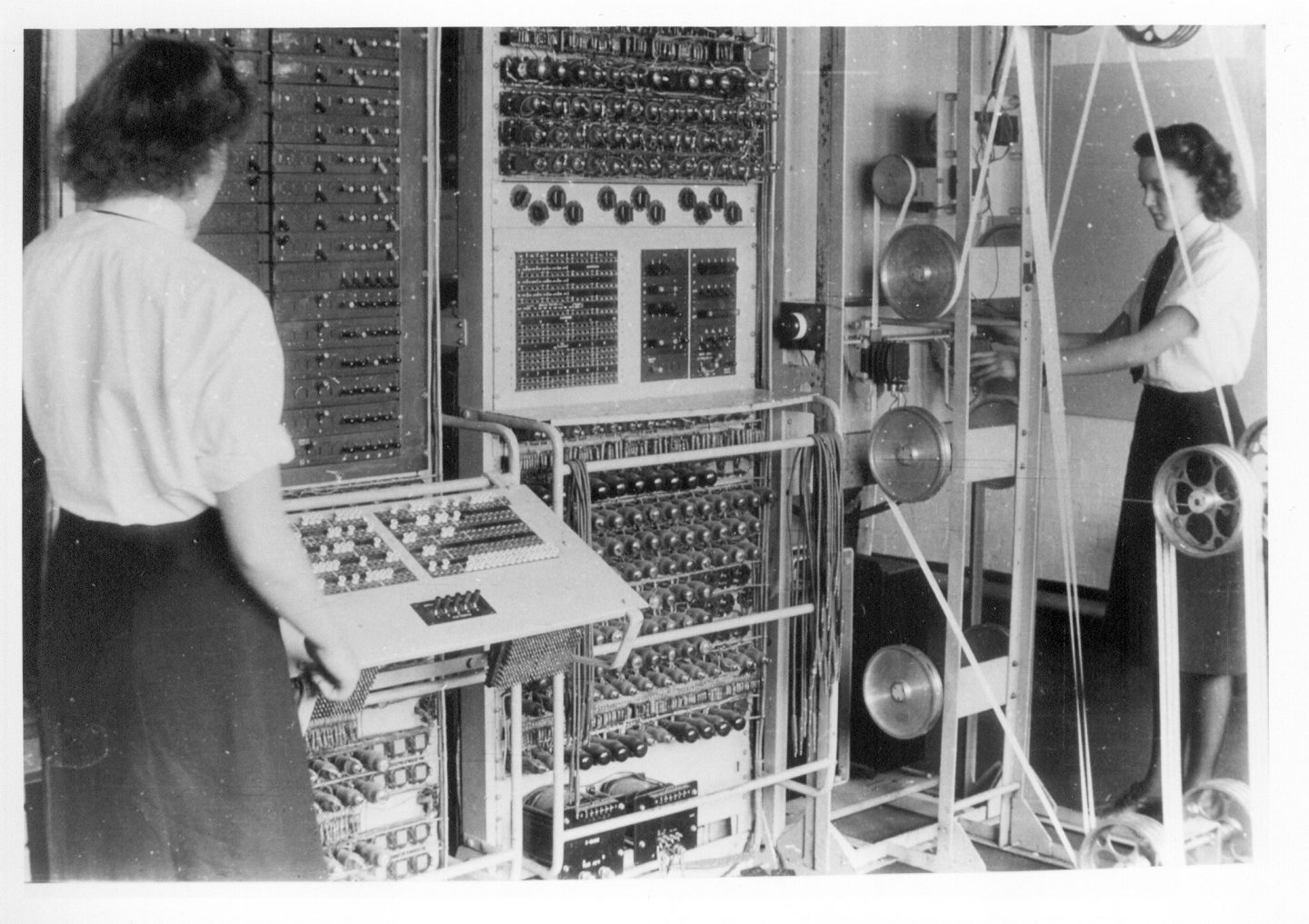 Special Event: Talk & Trip to Bletchley Park