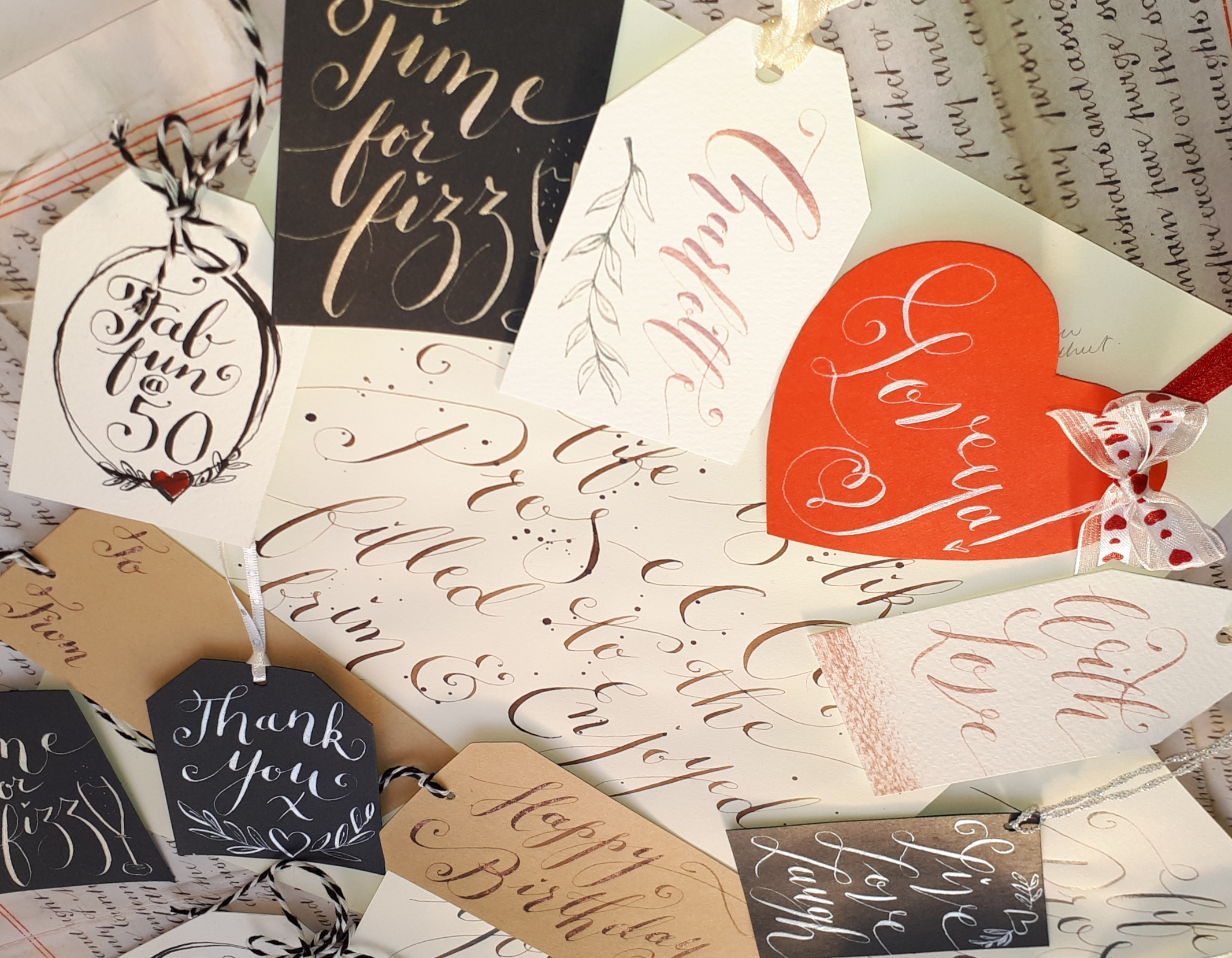 Calligraphy - Learn, Design and Create 2 Night : Jane Lappage