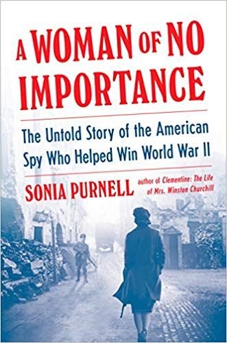 Special Event: Virginia Hall, A Woman Of No Importance with Sonia Purnell