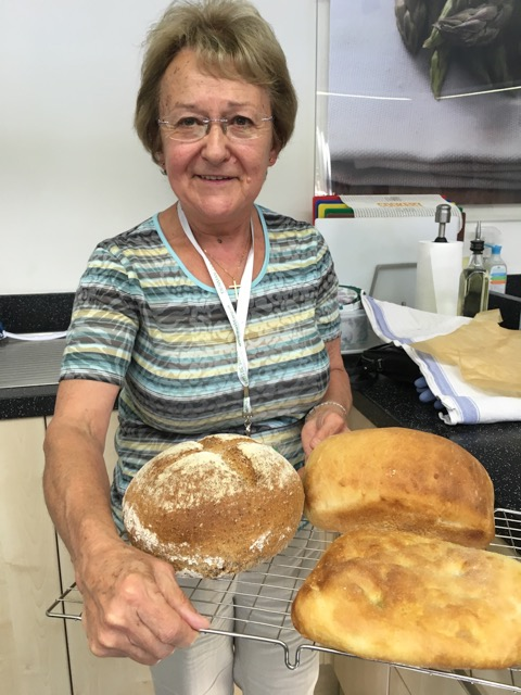 Bread Baking for the Home : Katie Churchard