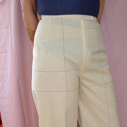 Pattern and Dressmaking: Trousers, Pattern and Toile : Christine Eady