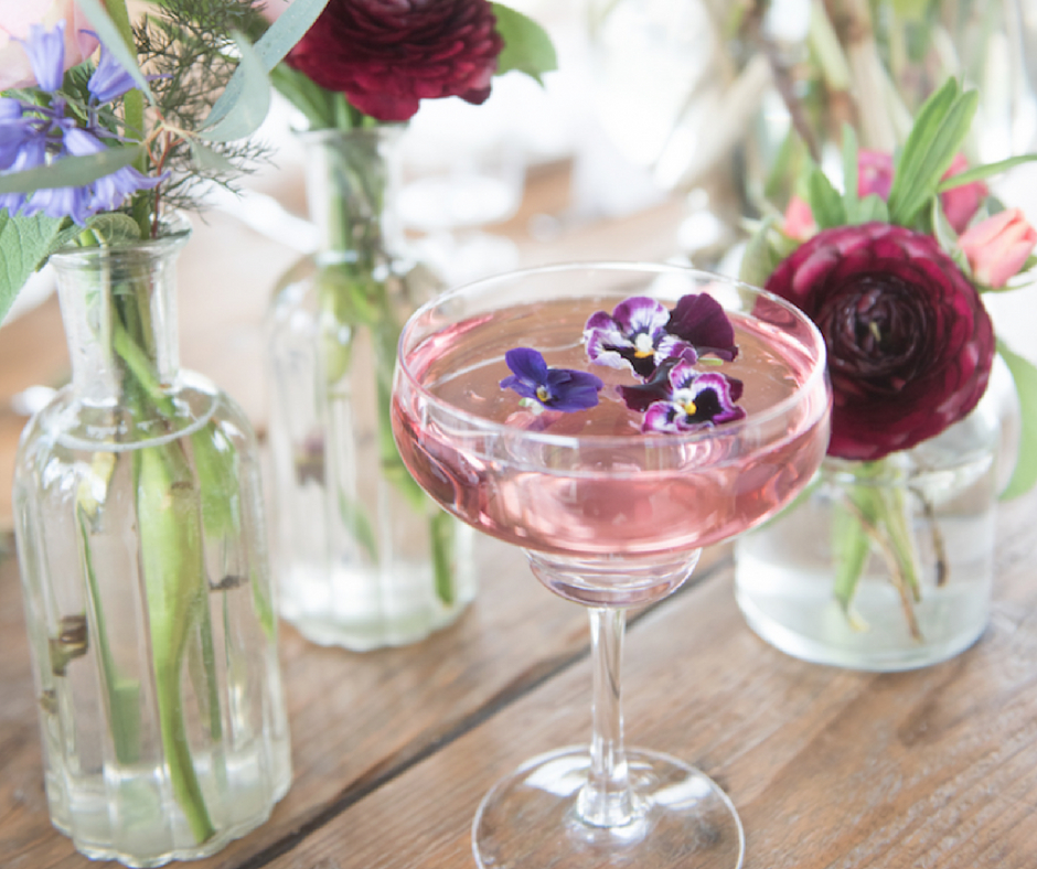 Special Event: An evening of Cocktails and Flowers