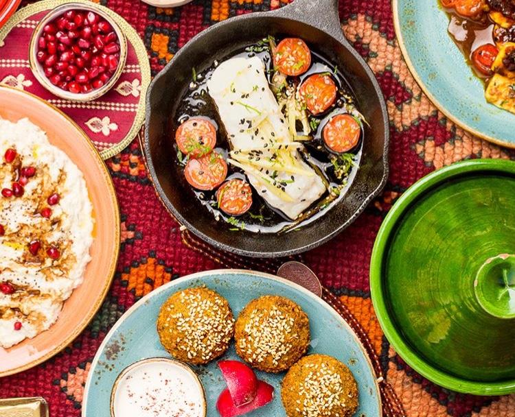 Eastern Feasts : Ashley Keen