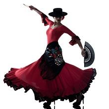 Dance: The World of Flamenco : Rosa Maria Reed