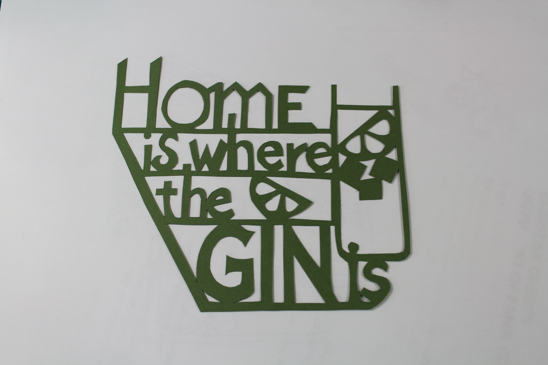 For the Love of Gin – Day School : Katie Churchard
