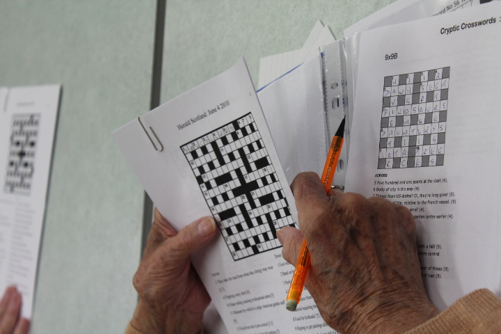 Cryptic Crosswords: The Solution : Brian Jaques