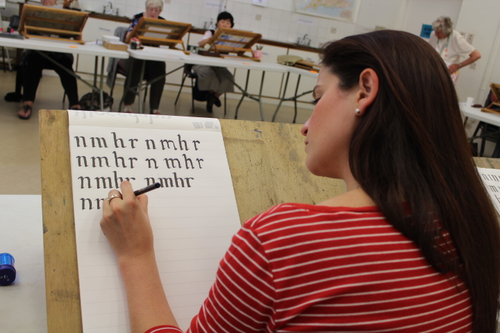 Calligraphy: An Introduction- Day School : David Nicholls