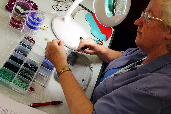 Beading for Beginners and Beyond (WS) : Pat Trott