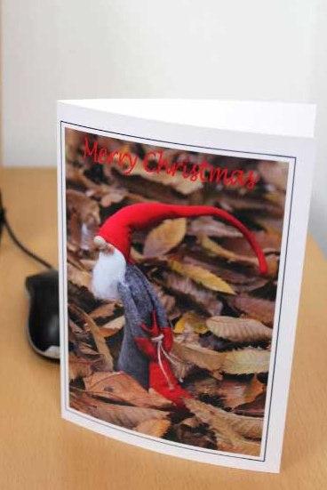 Digital Photography: Christmas Cards : David Clarke