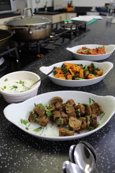 Curry House Favourites : Bhavini Mistry