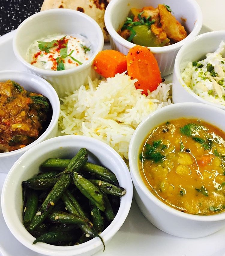 Curry House Favourites - Day School : Bhavini Mistry