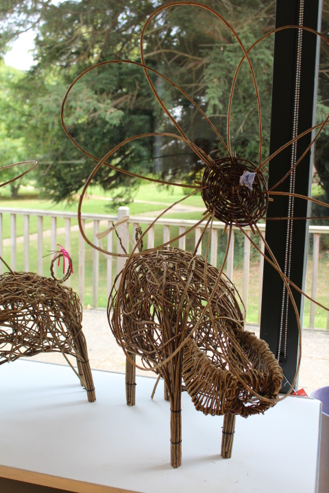 Introduction to Willow Weaving - 3 Night : Victoria Conner