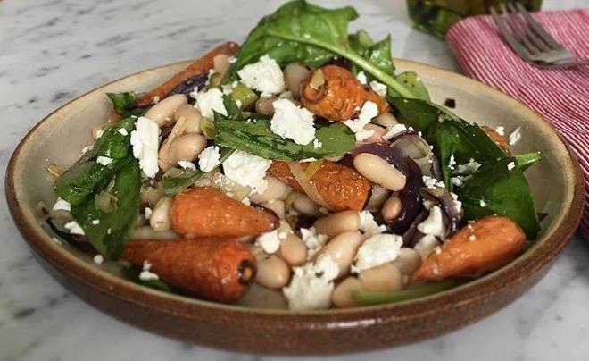Gourmet Salads : Peter Lien