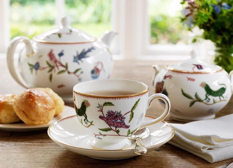 Afternoon Teas : Kelly Mauger