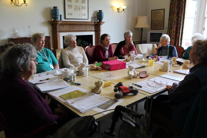 Creative Writing: Winter Writing Retreat : Chrissie Hall
