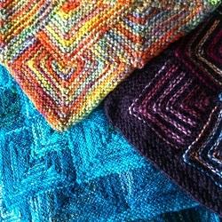 Knitting: Modular Freeform : Jan Blight
