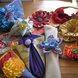 Sewing: Fabulous Fabric Flowers : Jan Cadman