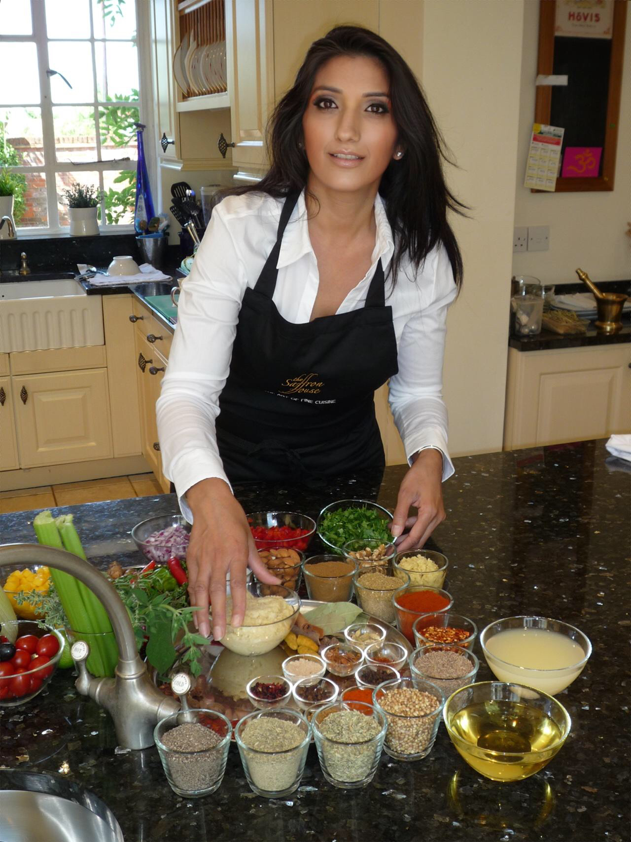Special Event: The Alchemy of Food with Kumud Gandhi