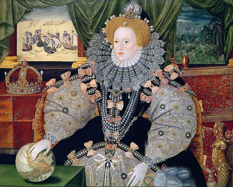 Discover the Elizabethans : Geoff Doel and Fran Doel