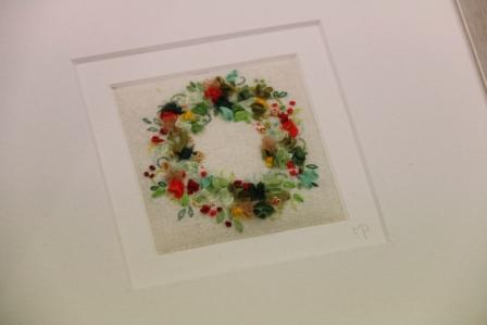 Ribbon Embroidery: An Autumn Ring : Marilyn Pipe