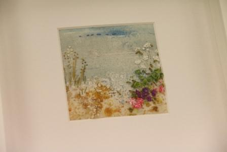 Ribbon Embroidery : Landscapes and Seascapes : Marilyn Pipe