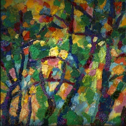Art: How to Approach Abstract Art; Express Powerful and Passionate Emotions with Just Shapes and Colours : Richard Box