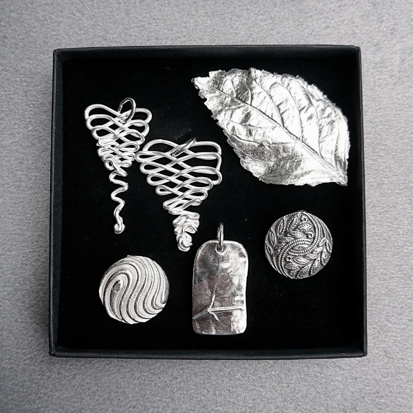 Silver Clay Jewellery for Improvers : Melanie Blaikie