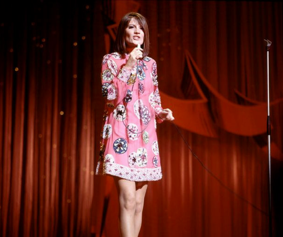 Platinum Event: An afternoon with Sandie Shaw
