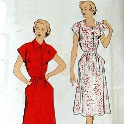 Sewing: Design a Dress from Your Block : June Allnutt