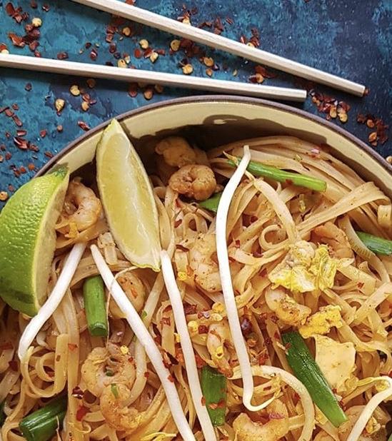 An Introduction to Asian Cuisine : Wakako Guppy