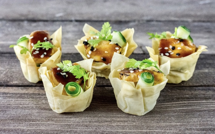 Canapes Made Easy - Day School : Paul Bellchambers