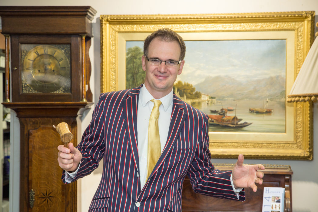 Platinum Event: My Life as an Auctioneer- Charles Hanson