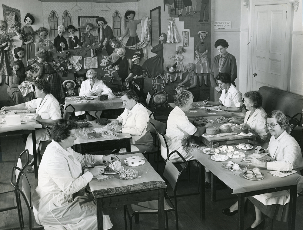 Special Event: Talk and visit to the National Needlework Archive