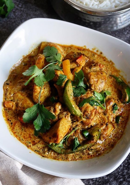 Curries of the World : Peter Lien