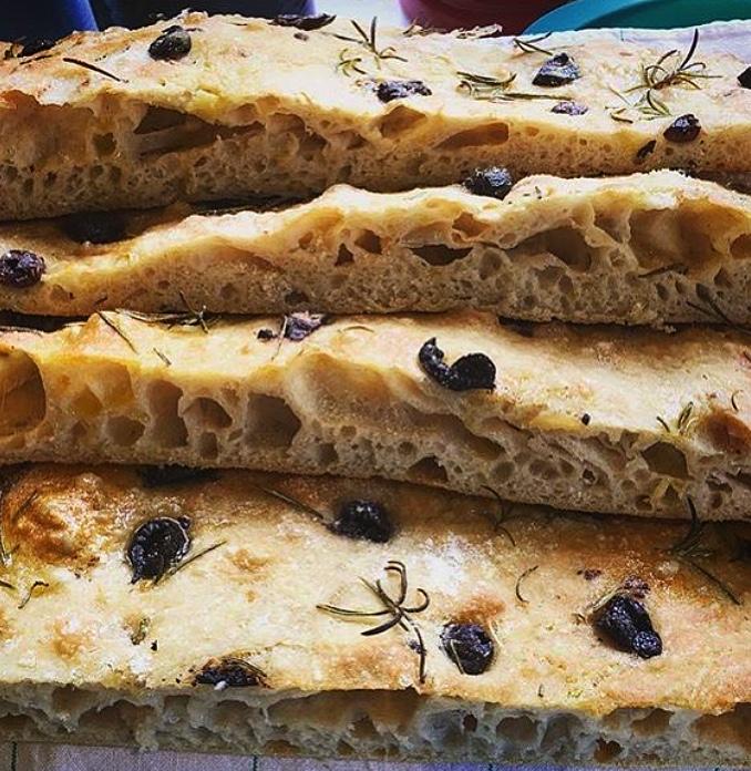 Italian Breads: Mariella Bliss