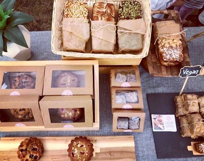 Baking for Market Stalls : Alison Haigh