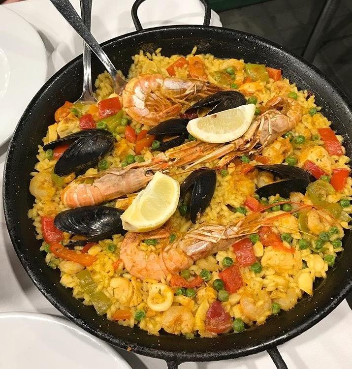 A Taste of Spain : Peter Lien