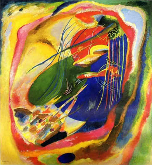 Art: How to Approach Abstract Art; Express Powerful and Passionate Emotions with Just Shapes and Colours - 3 Night : Richard Box