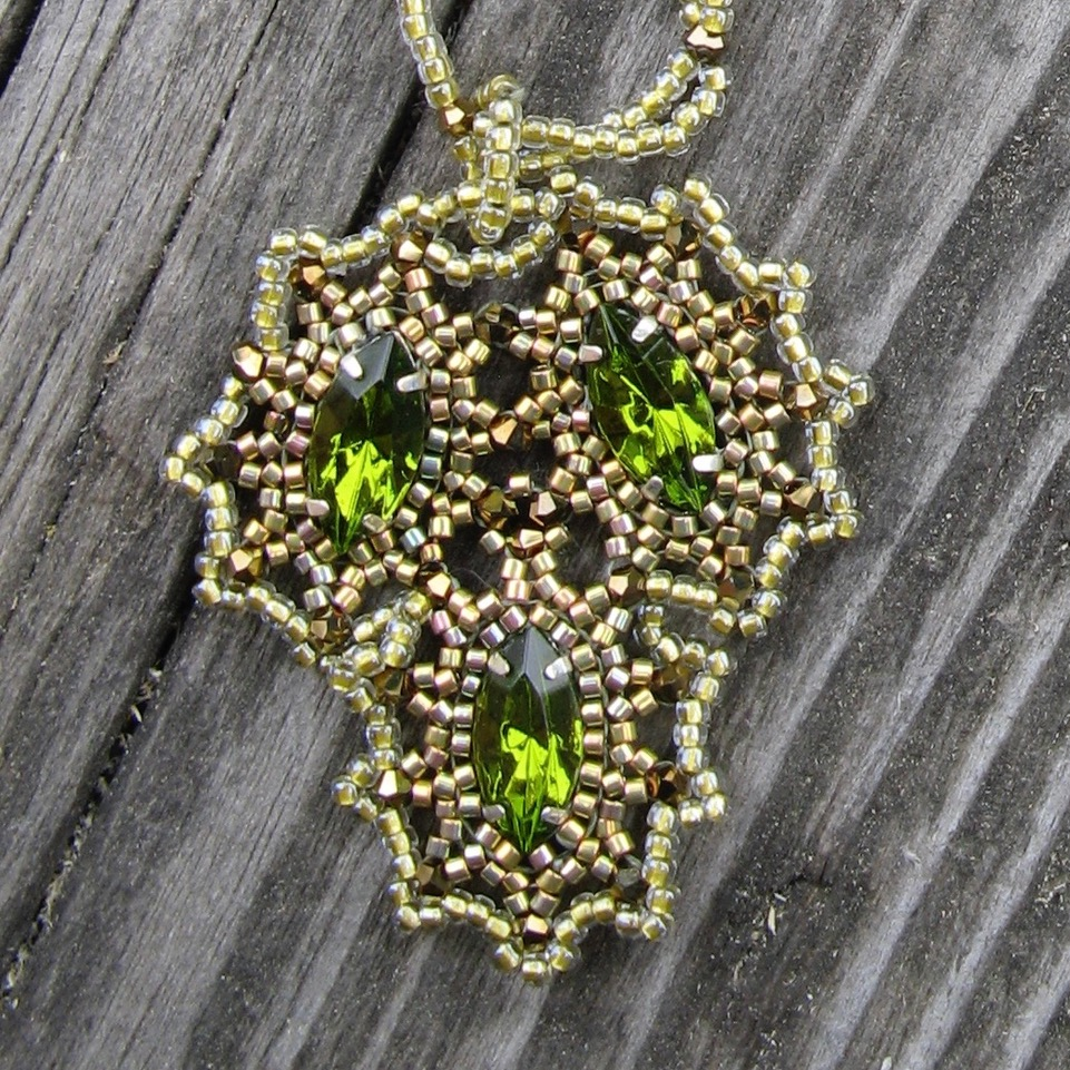 Beadweaving for the More Experienced - 2 night : Sally Boehme