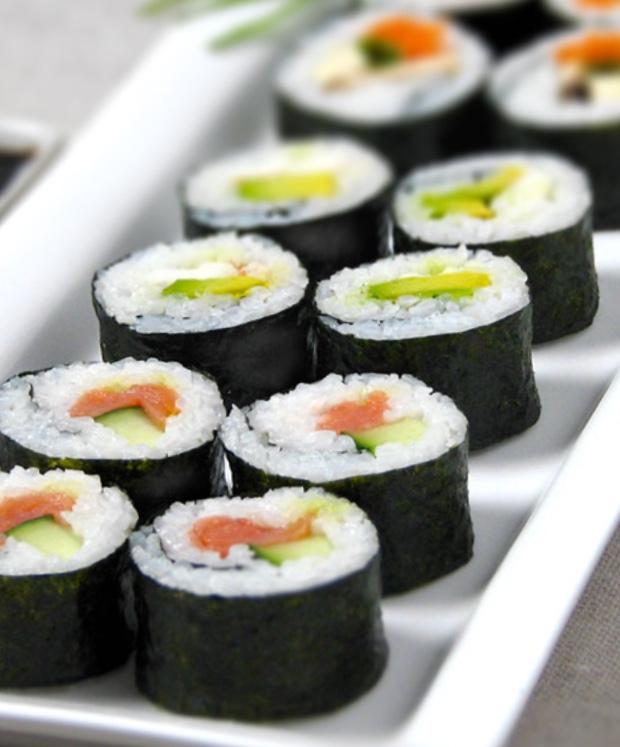 Sushi Making - Day School : Wakako Guppy