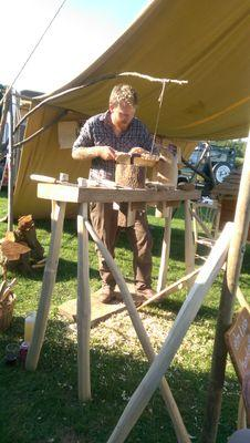 Special Event: The History of Woodturning