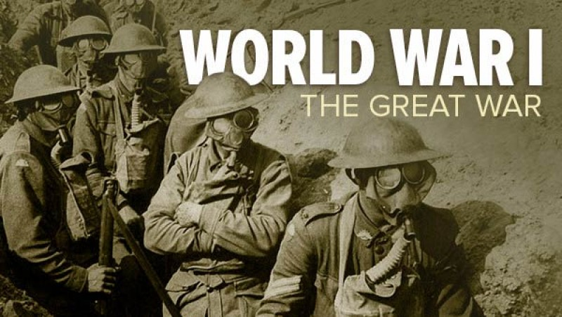 Battlefields of the First World War from your Armchair : Simon Gregor