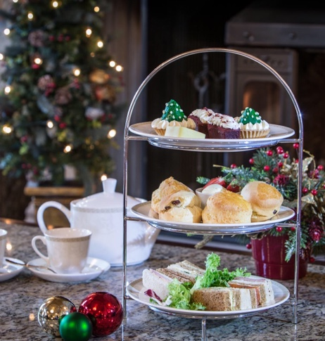 Christmas Afternoon Teas : Katie Churchard